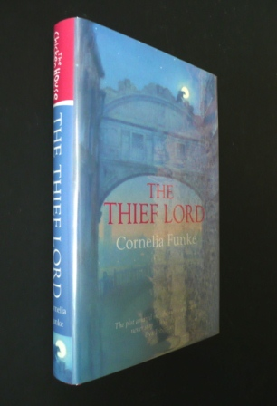Image for THE THIEF LORD Signed UK First Edition.
