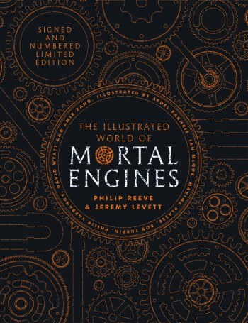 Image for THE ILLUSTRATED WORLD OF MORTAL ENGINES Signed Limited Edition