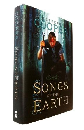 SONGS OF THE EARTH Signed, First Lined & Publication Dated UK First Edition