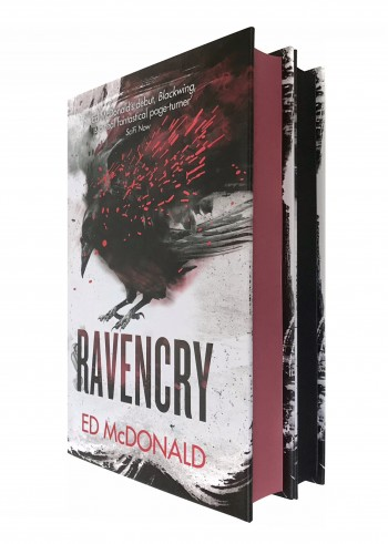 Image for Matching Numbered Set: BLACKWING & RAVENCRY Signed Limited Editions