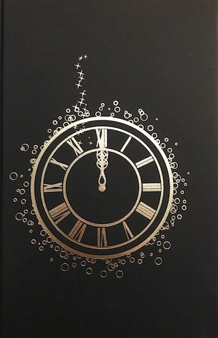 Image for CARAVAL Signed, Lined, Doodled & Dated UK First Edition - Clock Hidden Cover Illustration