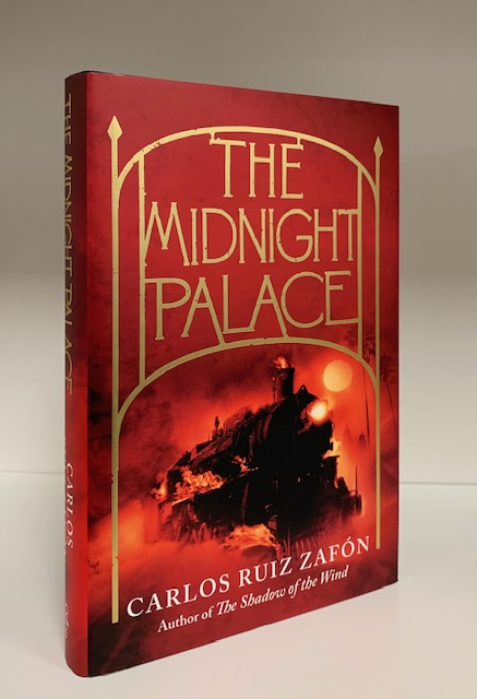 Image for THE MIDNIGHT PALACE First Edition