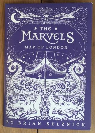 Image for THE MARVELS - Signed & Dated First Edition + Map