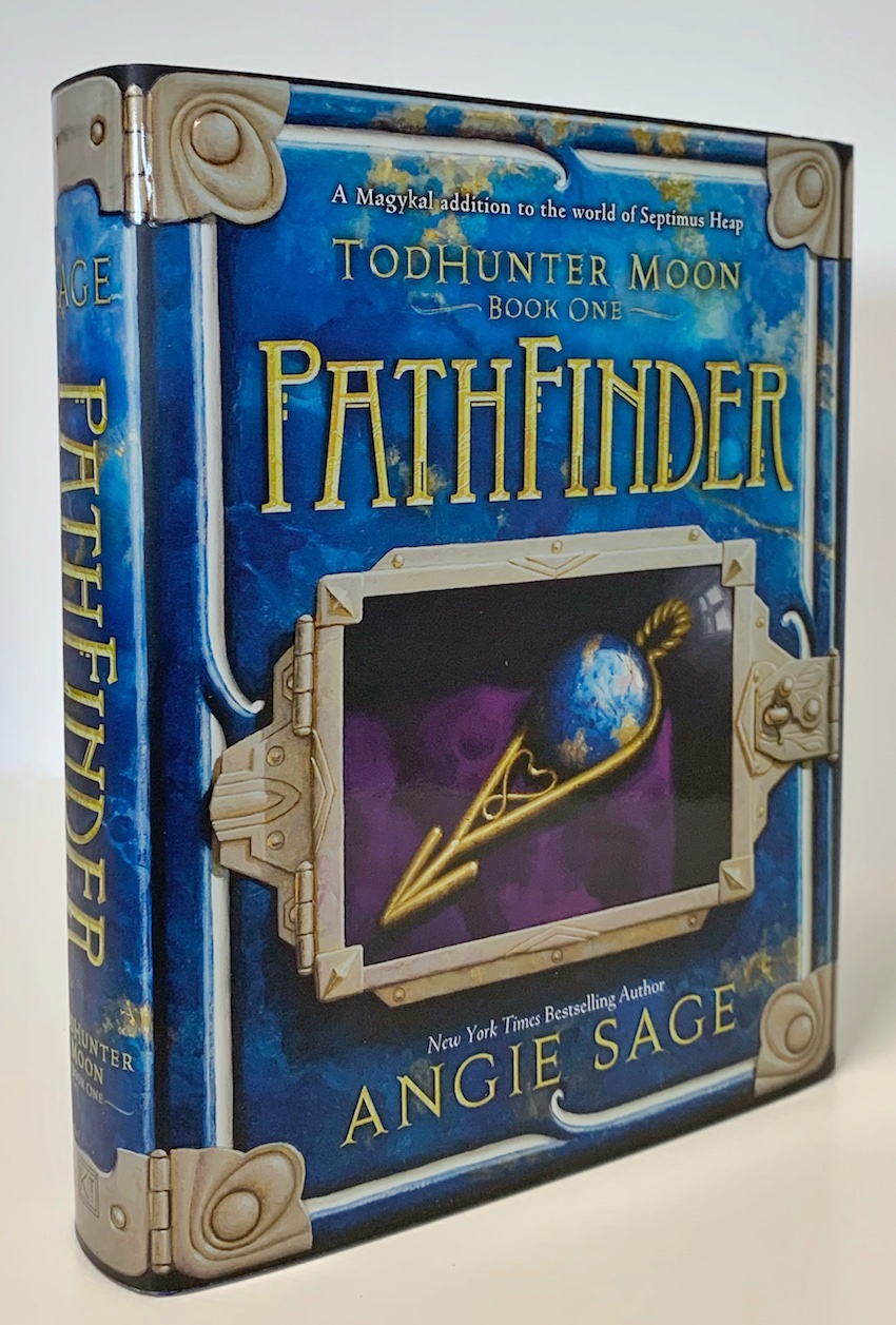 Image for PATHFINDER - US First Edition. Signed, Lined & Dated.