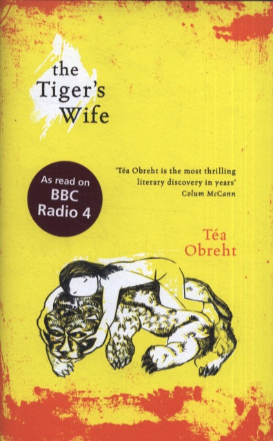 Image for THE TIGER'S WIFE Signed, Located & Dated