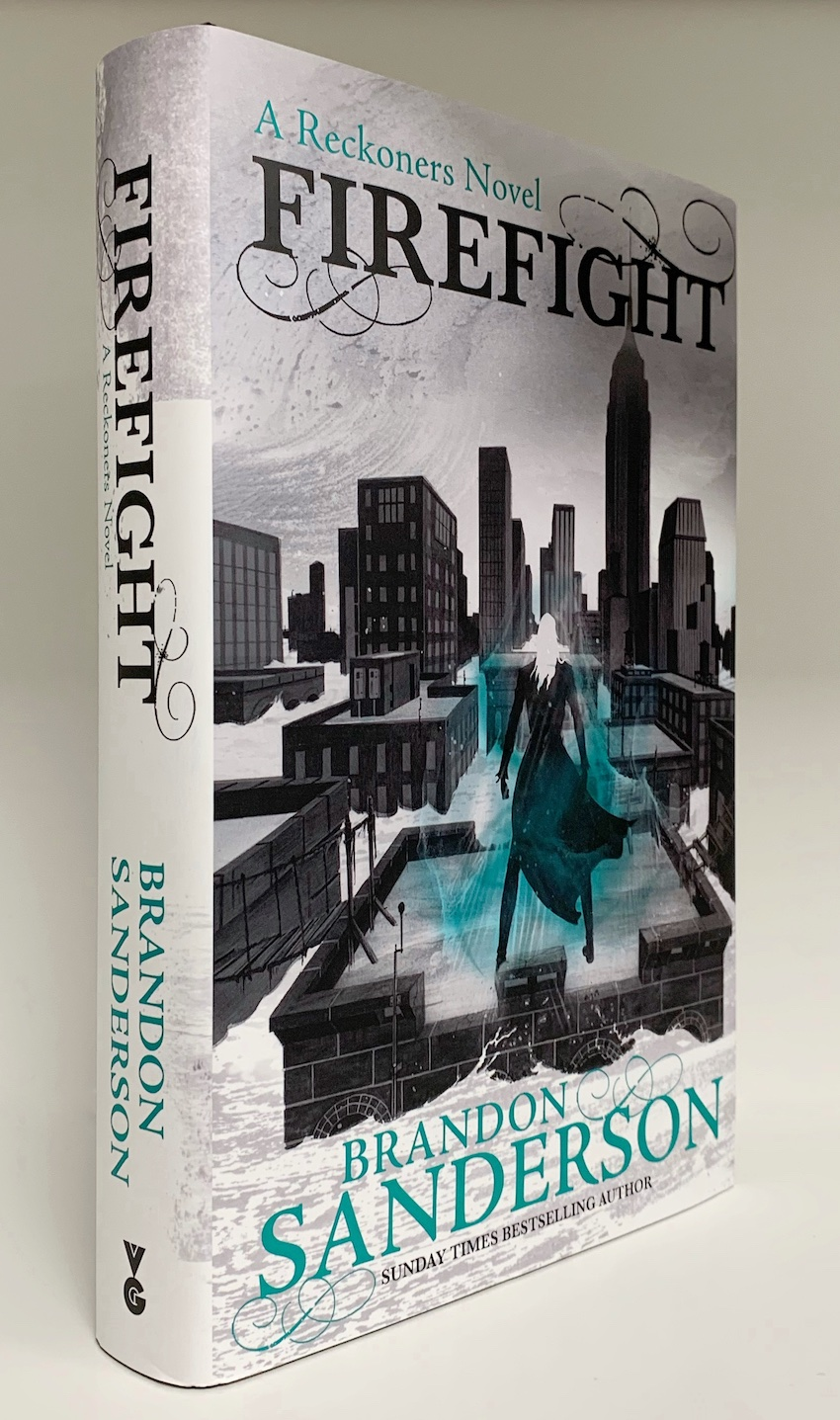 Image for FIREFIGHT - Signed & Numbered First Edition