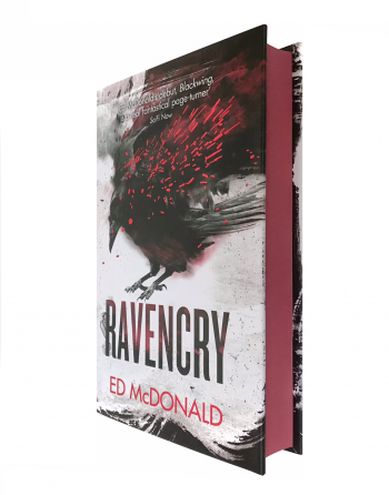 Image for RAVENCRY Signed Limited Edition