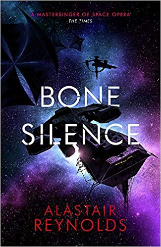 Image for BONE SILENCE Signed & Numbered First Edition