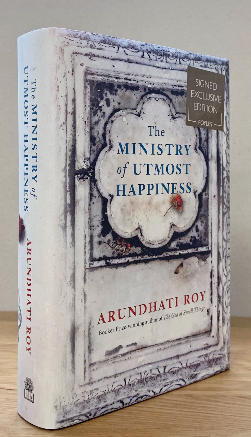 Image for THE MINISTRY OF UTMOST HAPPINESS - Signed Exclusive Edition