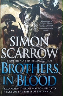 Image for BROTHERS IN BLOOD (With Bonus Story) Signed, Dated with Latin Inscription