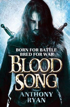 Image for BLOOD SONG Signed,Lined & Dated First Edition