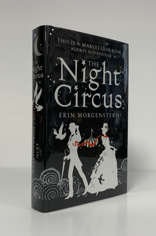Image for THE NIGHT CIRCUS Signed First Edition with Black Page Edges