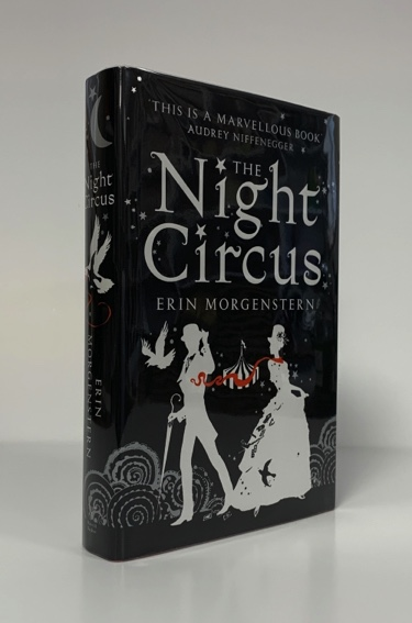 Image for THE NIGHT CIRCUS Signed,Lined & Dated First Edition with Black Page Edges