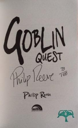 Image for GOBLIN QUEST Signed, Numbered & Stamped First Edition