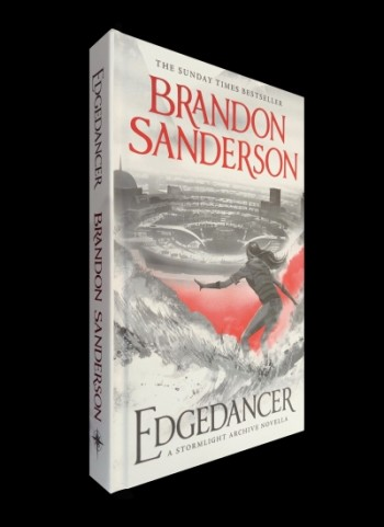 Image for EDGEDANCER Signed & Numbered First Edition