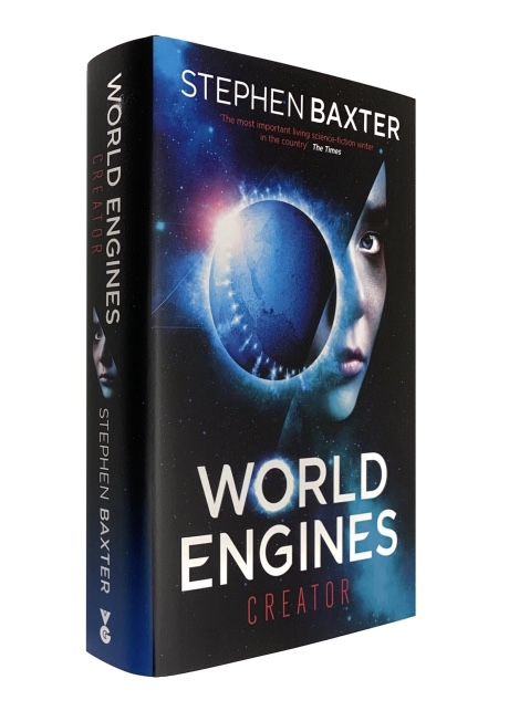 Image for WORLD ENGINES: CREATOR Signed & Numbered First Edition