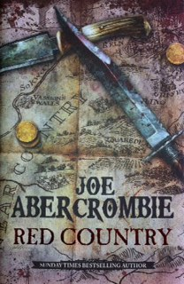 Image for RED COUNTRY Signed, Lined & Publication Dated First Edition