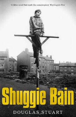 Image for SHUGGIE BAIN Signed First Edition