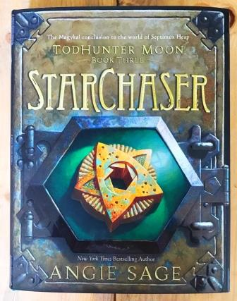 Image for STARCHASER - Signed, Lined, Dated & Numbered Hardcover - U.S.First Edition.