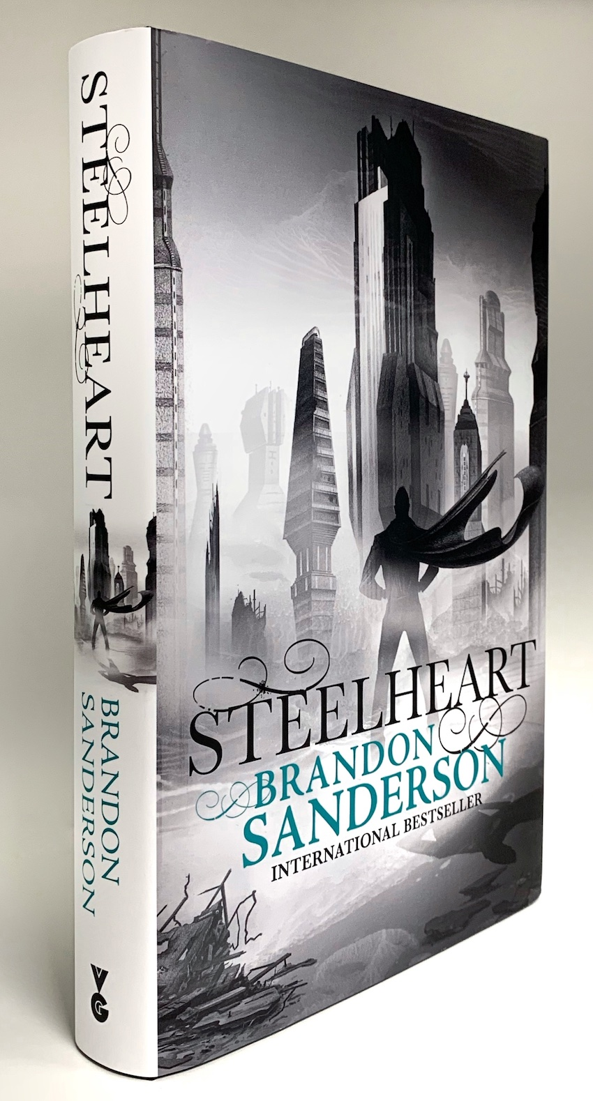 Image for STEELHEART - Signed, Dated, Limited First Edition