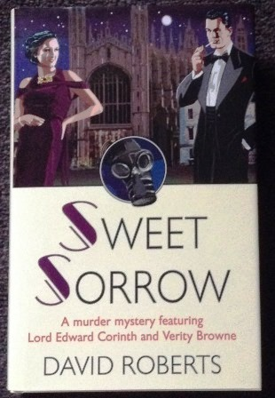 Image for SWEET SORROW - Signed,Lined & Dated first edition. + bookmark