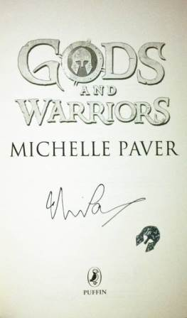 Image for GODS AND WARRIORS Signed & Warrior Stamped UK First Edition