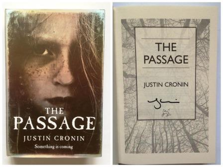 Image for THE PASSAGE Signed First Edition <i>plus Sampler</i>