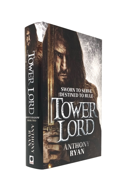 Image for TOWER LORD Signed & Dated First Edition