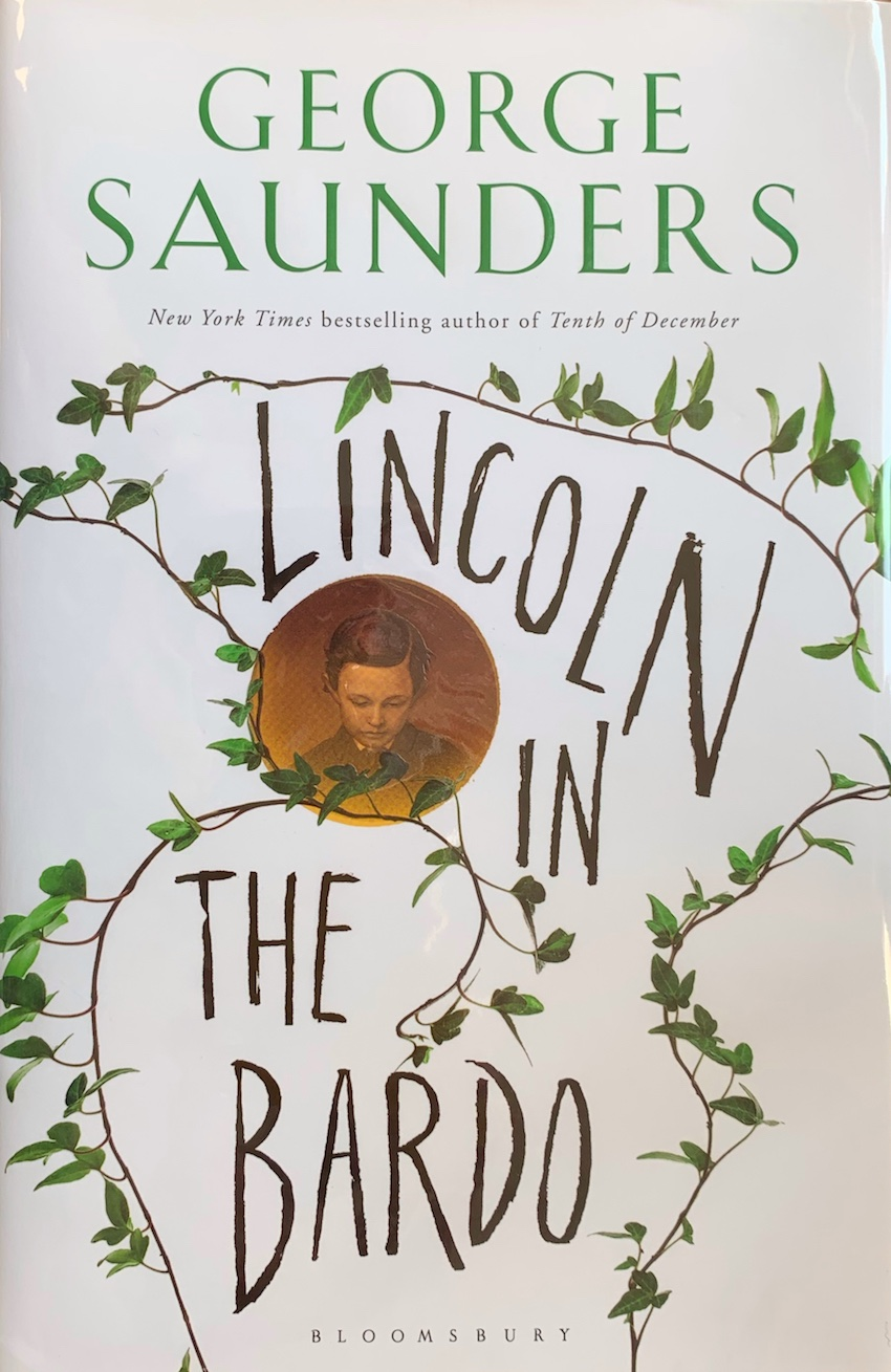 Image for Lincoln In The Bardo - First Edition.
