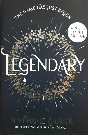 Image for LEGENDARY - Signed First Edition