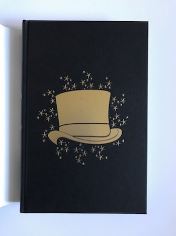 Image for CARAVAL - Rare Exclusive Tesco Hidden Illustration - TOPHAT - First Edition