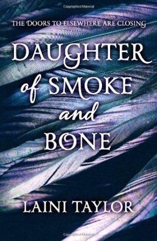 Image for DAUGHTER OF SMOKE AND BONE Signed UK First Edition