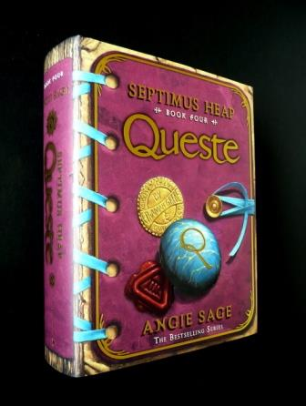 Image for QUESTE Signed, Numbered & Stamped First Edition