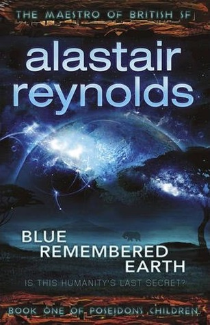 Image for BLUE REMEMBERED EARTH Signed First Edition
