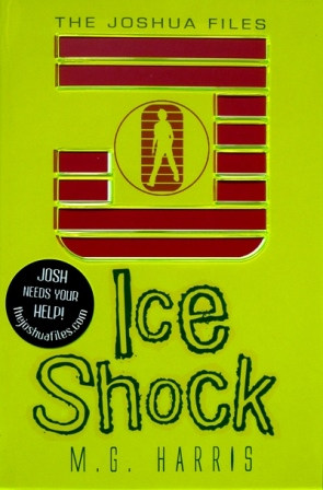 Image for ICE SHOCK, THE JOSHUA FILES 2 - Signed, Lined, Dated & Stamped