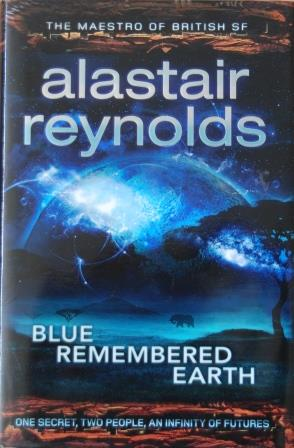 Image for BLUE REMEMBERED EARTH - Signed, Lined & Dated First Edition.