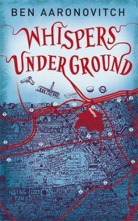 Image for WHISPERS UNDER GROUND Signed, Lined & Dated First Edition