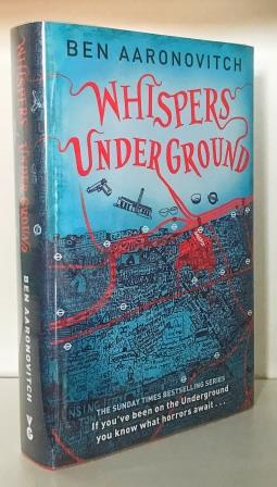 Image for WHISPERS UNDER GROUND Signed, Lined, Dated First Edition.