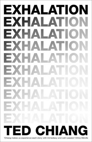 Image for EXHALATION Signed & Numbered First Edition