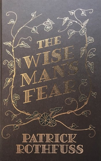 Image for THE WISE MANS FEAR Signed & Numbered Anniversary Edition (Slightly Bruised)
