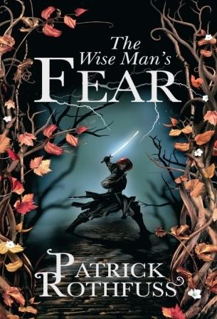 Image for THE WISE MAN'S FEAR - Signed, Lined & Dated First Edition.