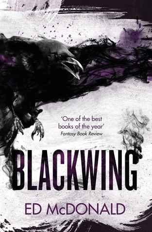 Image for BLACKWING Signed & Doodled First Edition
