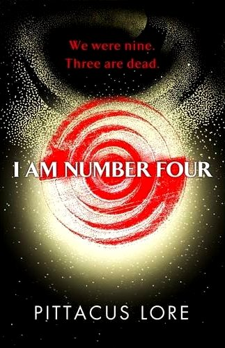 Image for I AM NUMBER FOUR Signed first edition
