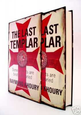 Image for THE LAST TEMPLAR Signed, Numbered & Lined Limited Edition