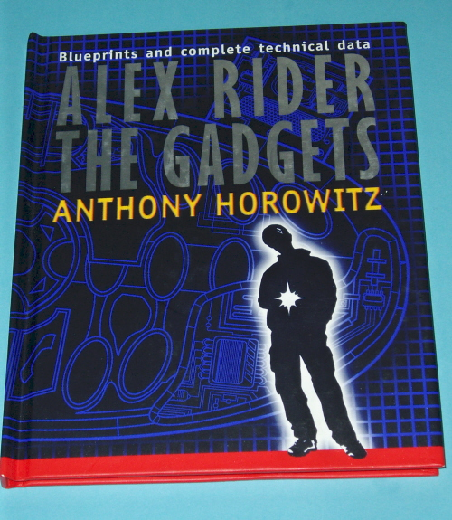 Image for Alex Rider The Gadgets