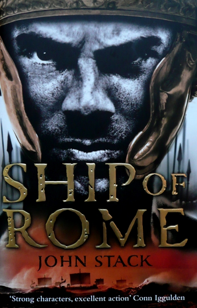 Image for SHIP OF ROME Signed, Lined & Dated First Edition
