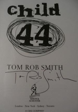 Image for CHILD 44 Signed First Edition