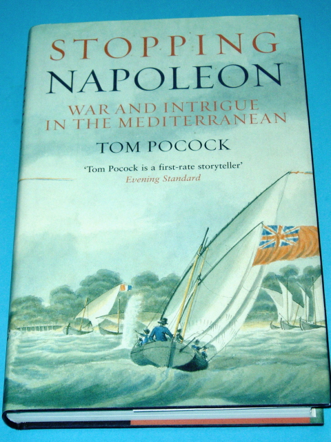 Image for Stopping Napoleon - Signed First Edition