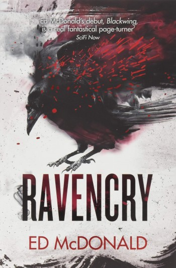 Image for RAVENCRY Signed & Numbered First Edition