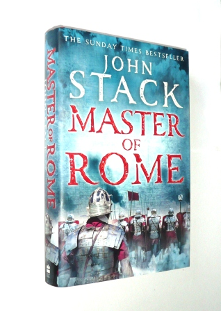 Image for MASTER OF ROME - Signed, Lined & Dated First Edition